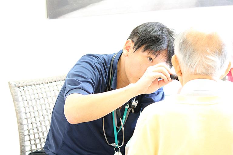 訪問診療で受けられる治療